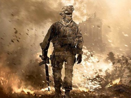 Amazon listar Call of Duty: Modern Warfare 2 Remastered