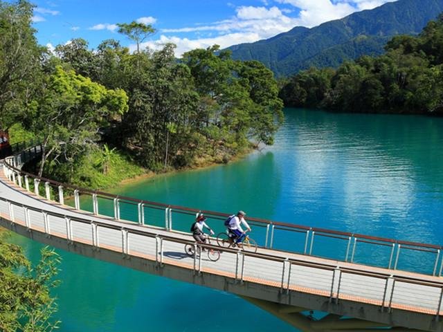 Jag leder cykelresa genom Taiwan i april!