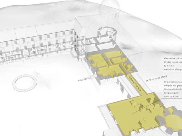 Här kan Uppsalas nya konstmuseum hamna