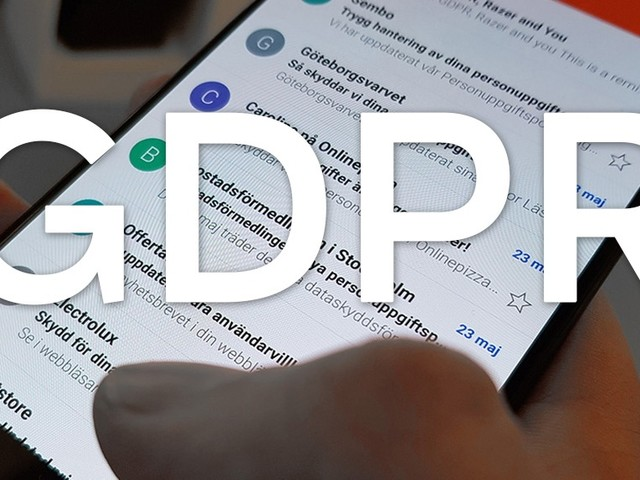 Mer integritet från och med nu: Det här är GDPR – och så påverkas du