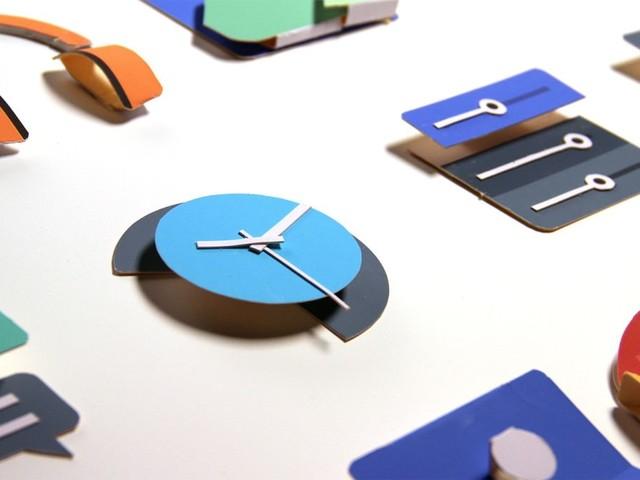 """Googles designspråk """"Material Design"""" landade för tre år sedan"""