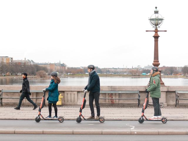 Svenska elsparkcykelföretaget Voi läcker kunduppgifter