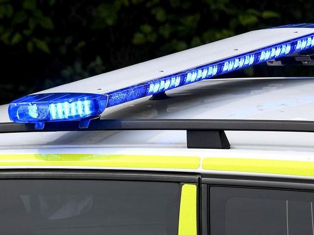 Flera pistoler stulna i Enköping