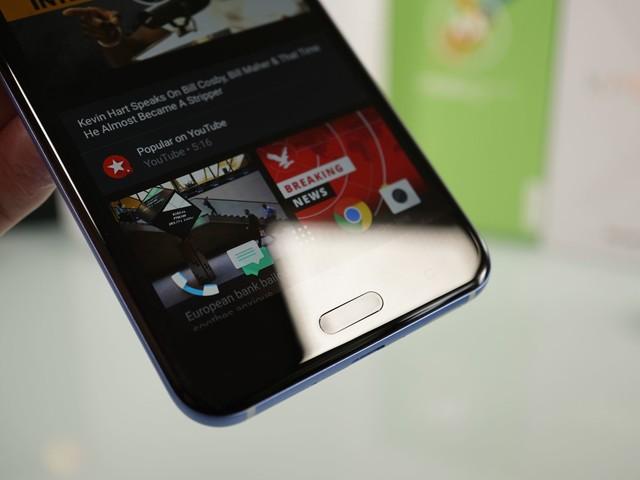 HTC U11 kommer få Bluetooth 5.0 i och med uppdateringen till Android O