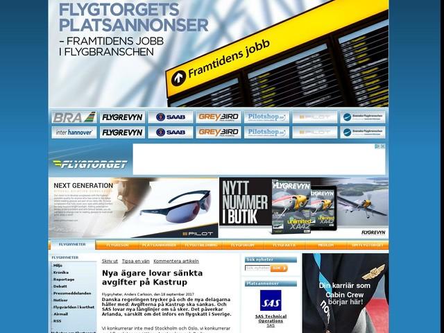 Nya ägare lovar sänkta avgifter på Kastrup