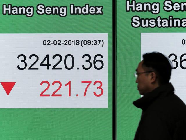 Osäkra börser i Asien