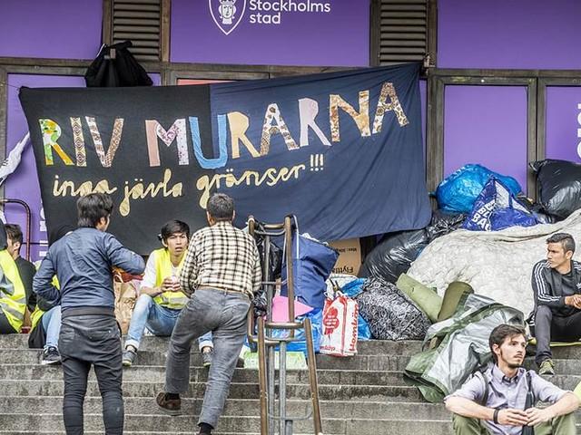 Kortare väntetider för asylsökande