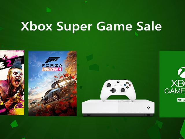 Nu är Xbox Super Game Sale i full gång