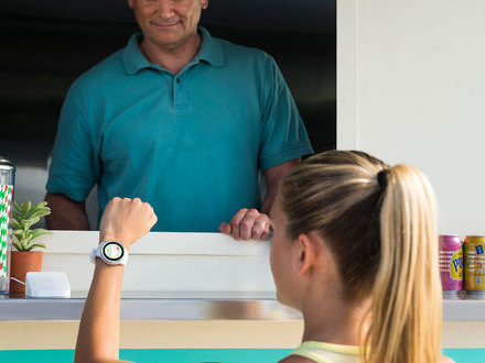 Garmin Pay lanseras i Sverige