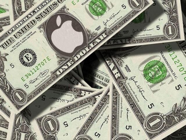 Apple presenterar ännu en rekordstark kvartalsrapport