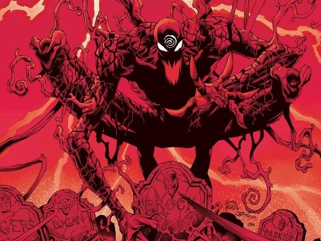 Marvel utannonserar våldsam serie med Carnage i fokus