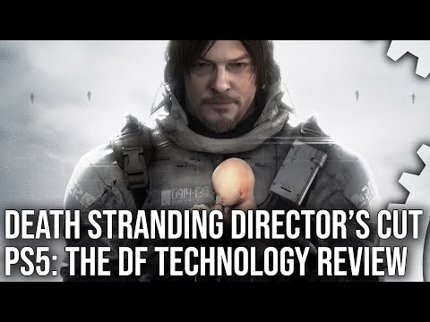 Idag släpps Death Stranding Director's Cut