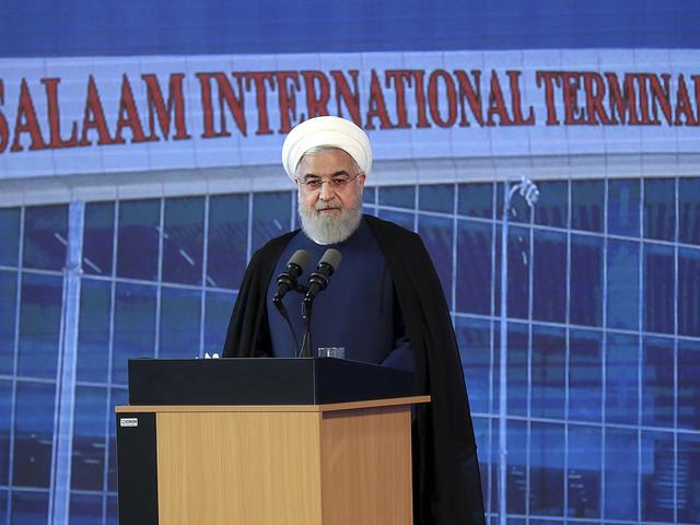 Iran: Minimiåtgärd att bryta kärnavtalet