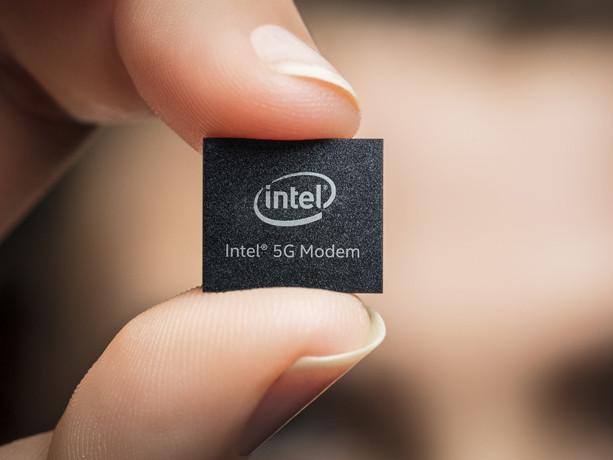 Apple och Intel samarbetar kring 5G-modem för Iphone