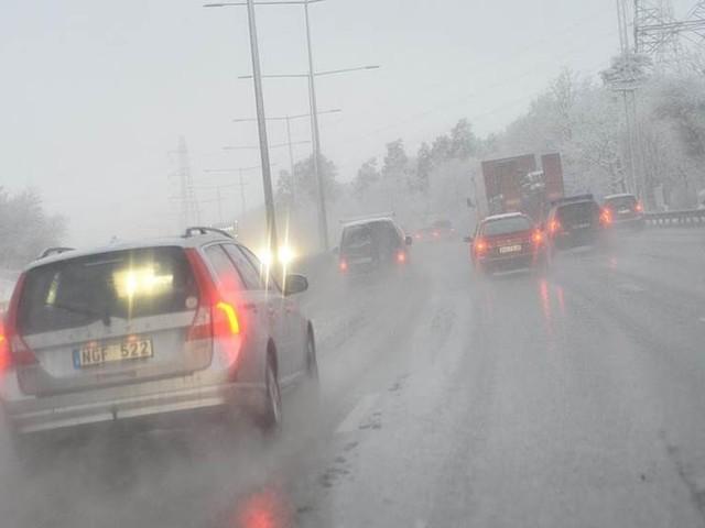 Ovanligt mild onsdag – sedan kommer snön