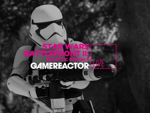 GR Live Sverige - Vi spelar Galactic Assualt i Battlefront II