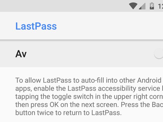 Google: Tillgänglighetstjänster får bara användas till ursprungliga syftet
