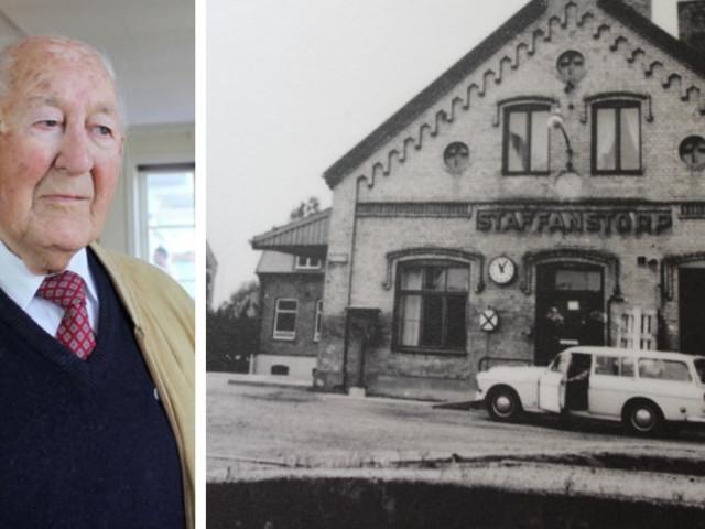 Från järnvägsstation till storkommun – så gick det till när Staffanstorp föddes