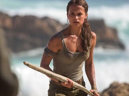 Tomb Raider får uppföljare med Alicia Vikander