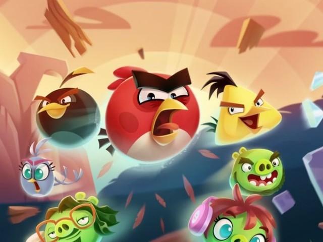 Angry Birds Reloaded på väg till Apple Arcade