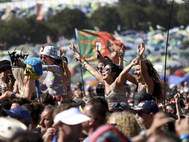 Glastonburyfestivalen ställer in igen