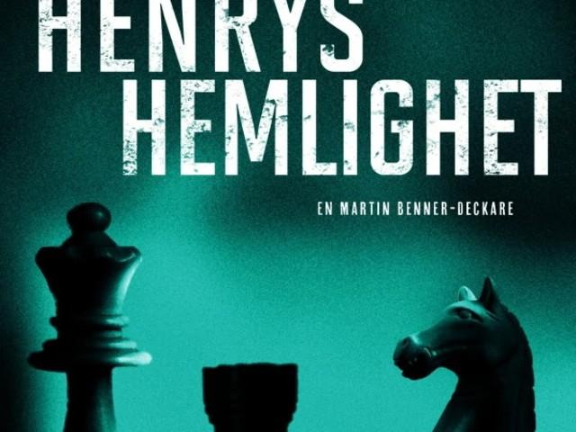 """Henrys hemlighet"" av Kristina Ohlsson"