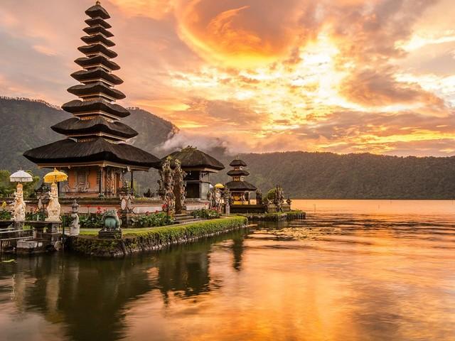 Indonesien, riskfyllt när risksentimentet rusar