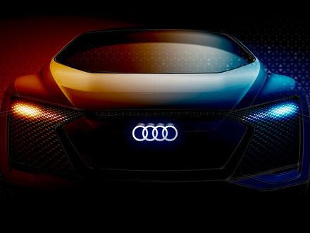 Audi visar nya RS4 Avant i Frankfurt