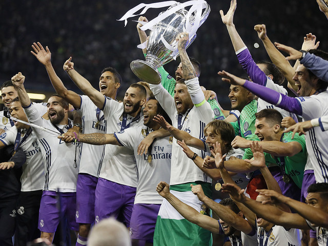 Madrid får CL-finalen 2019