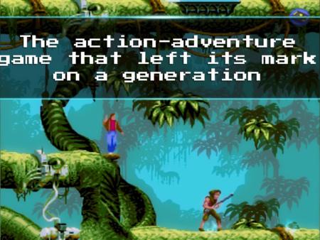 Klassiska plattformsspelet Flashback släpps för Android