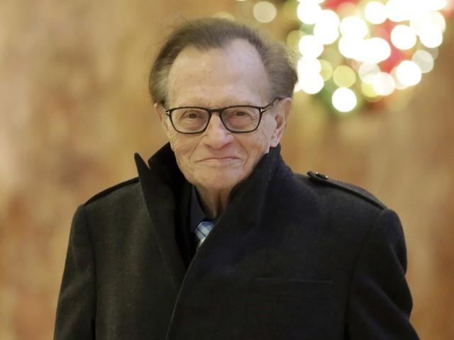 Tv-profilen Larry King död