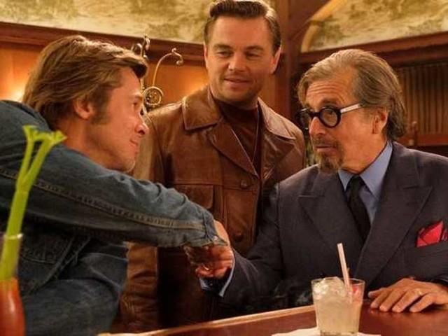 Tarantino vill göra TV-spinoff av Once Upon a Time in Hollywood