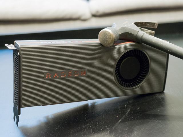 AMD Radeon RX5700XT från Gigabyte på bild – Sapphire-version butikslistas