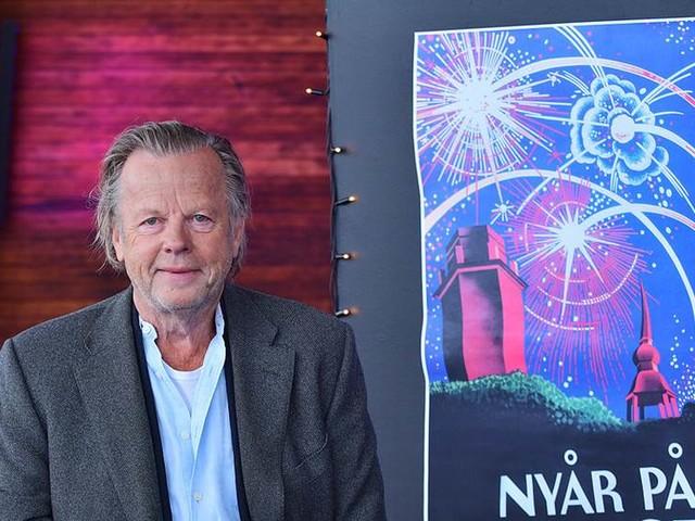 Krister Henriksson ringer in 2018