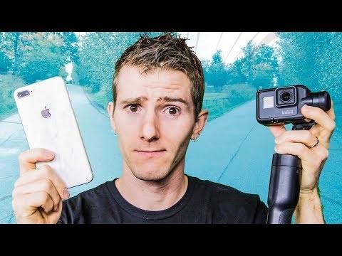LinusTechTips tar en titt på GoPro Hero 6