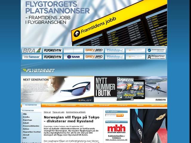 Norwegian vill flyga på Tokyo – diskuterar med Ryssland