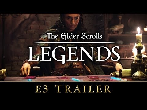 Bethesda lägger utvecklingen av Elder Scrolls: Legends på is