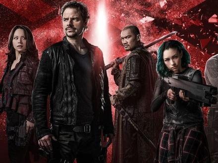 TV-serien Dark Matter kunde ha fått en fjärde säsong
