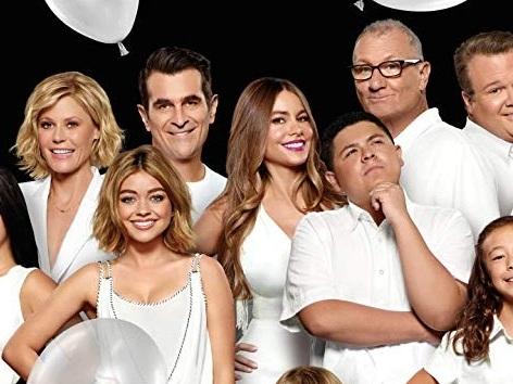 TV-serie: Modern family #9