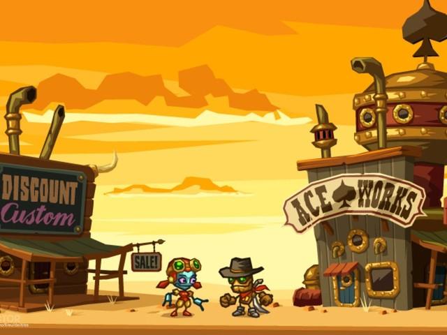 Steamworld Dig släpps till Switch nästa vecka