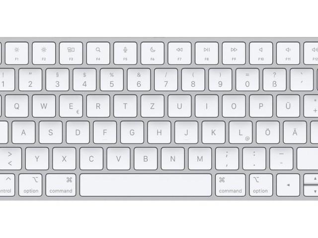 Nu går det att köpa Magic Keyboard med Touch ID separat