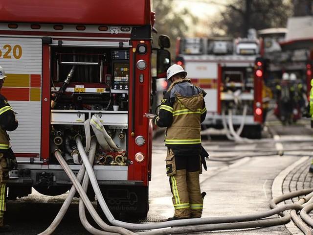 Dansk brandman misstänks för 33 bränder