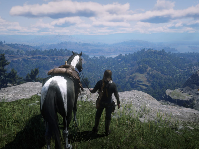 Red Dead Redemption 2 för PC/Windows avslöjas i kod