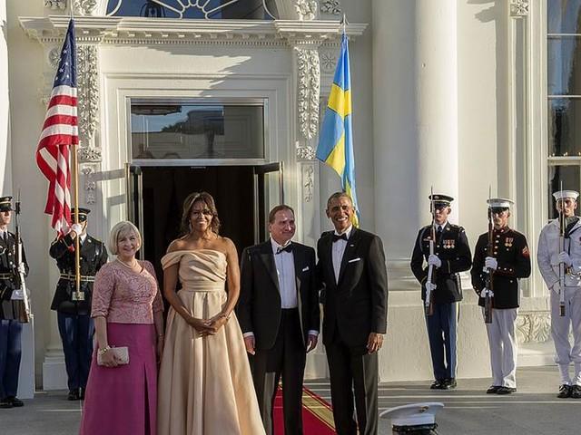 Löfven besöker Trump i Vita huset