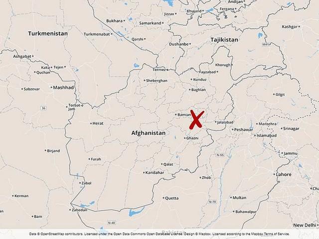 Kabul: Raket slog ned på fotbollsplan