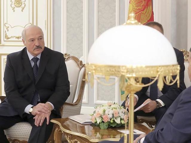 Tyskland vill se Lukasjenko i Bryssel