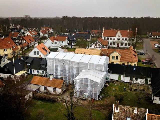 Ägare till rivet 1700-talshus får inte bygga vidare