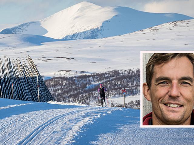 Många skidorter laddar snabb säsongsstart med sparad snö