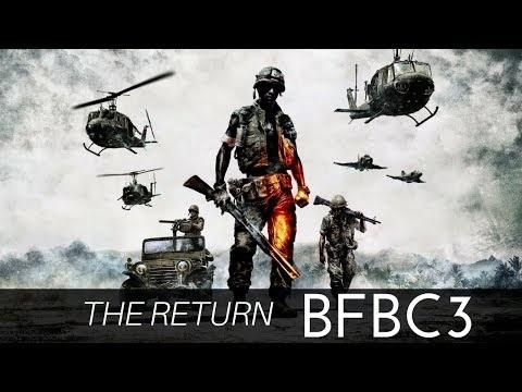 Nästa Battlefield-spel ryktas bli Bad Company 3