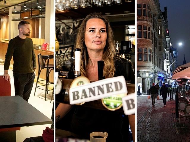 Flera Malmökrogar stängs efter första helgen med alkoholstoppet